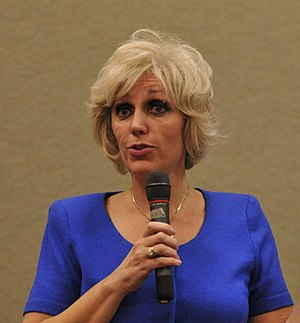 Attorney and activist Orly Taitz