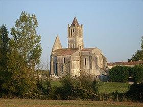 Abbaye Sablonceaux GR360