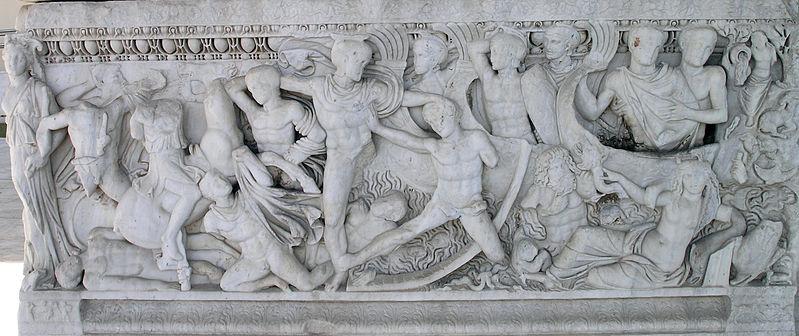 Αρχείο:THAM-Battle at the ships sarcophagus.jpg
