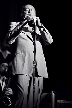 Woody Herman Rochester, N.Y. 1976