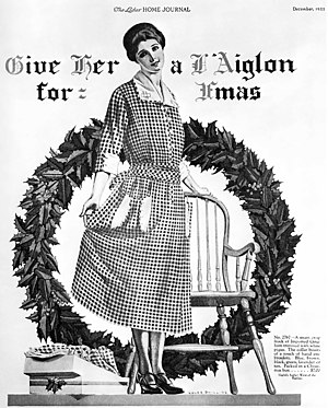 Advertisement from December 1922 issue of the ...