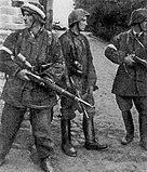 Parasol Regiment, Warsaw 1944