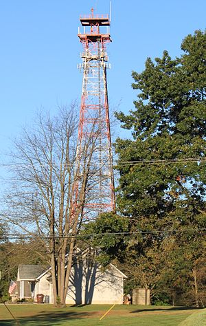"English: American Tower ""Sumpter"" wi..."
