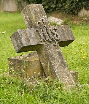 Grave yard in Newbury