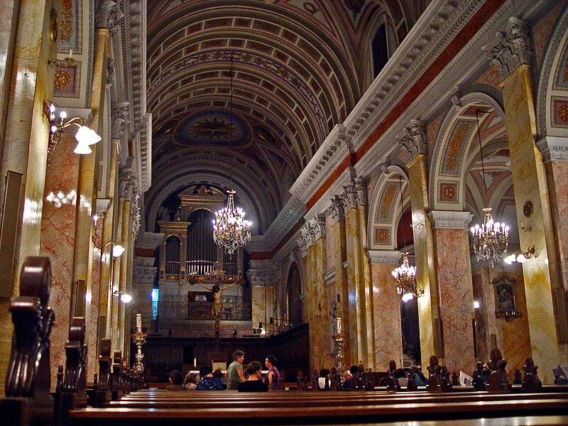 Monastery of St Saviour, via Wikipedia.