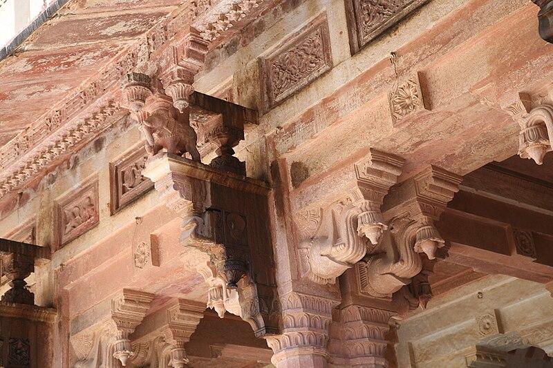 File:Amber Fort Diwan-i-Aam 20080213-7.jpg