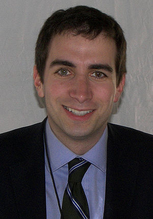 Andrew Ross Sorkin at the 2009 Texas Book Fest...