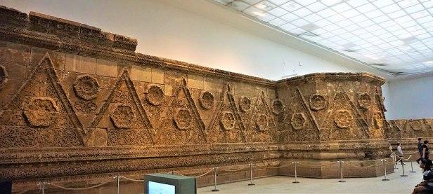 Desert Place of Mshatta Facade - Pergamon Museum
