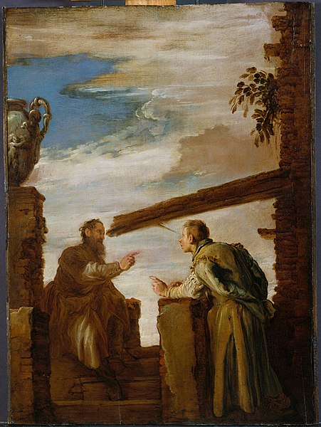 File:Domenico Fetti - The Parable of the Mote and the Beam.jpg