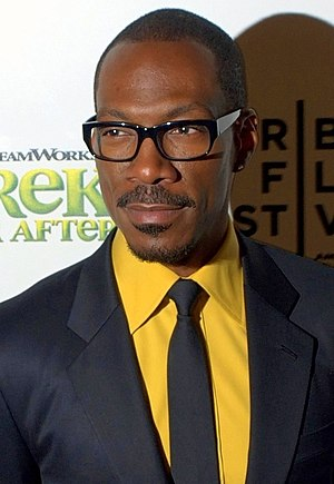 English: Eddie Murphy at Tribeca Film Festival...