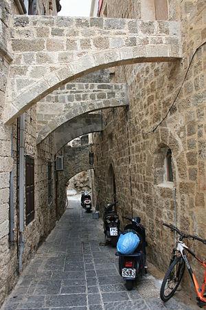 Rhodos Stadt Reisef 252 Hrer Auf Wikivoyage