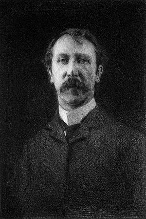 Irish Novelist George Moore