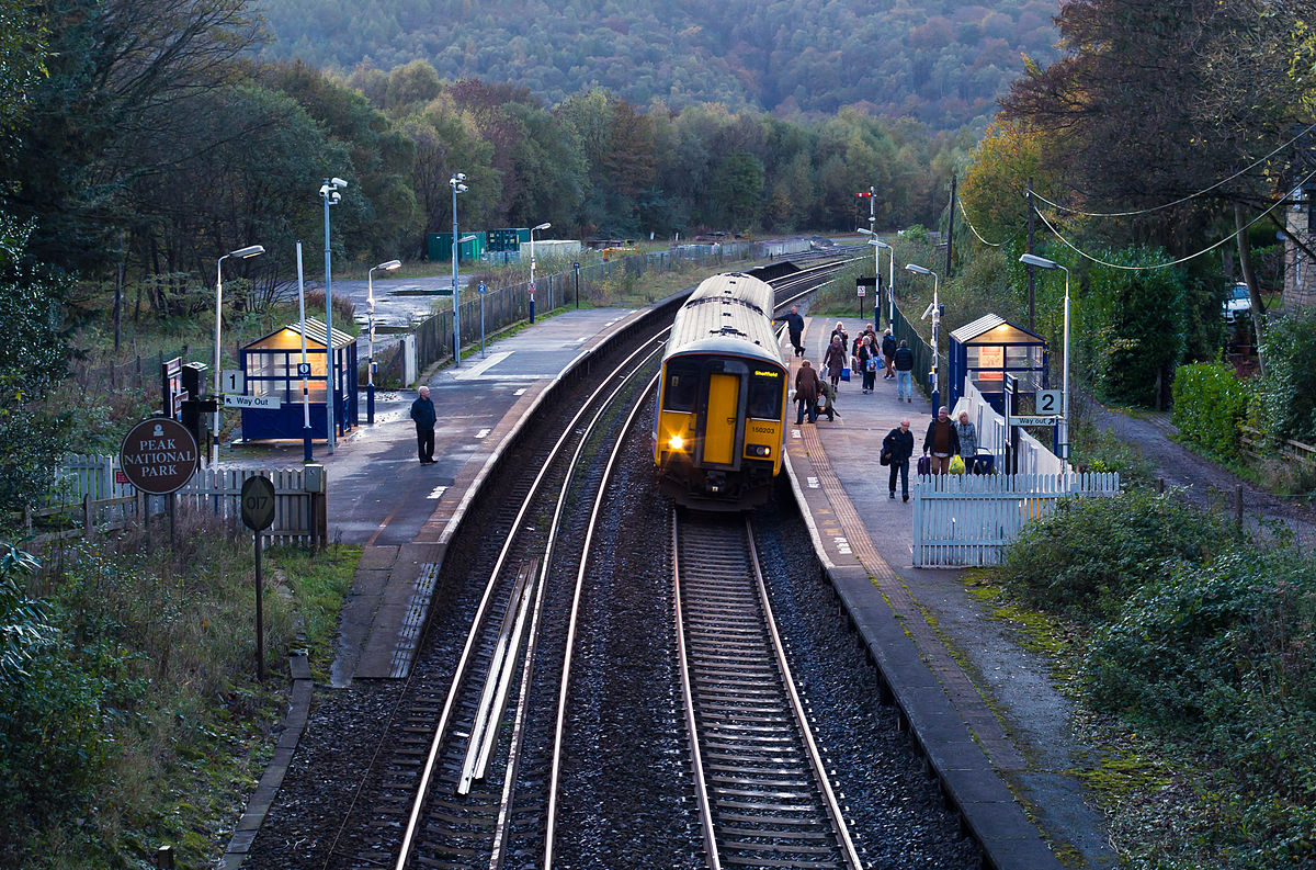 Grindleford Railway Station Wikipedia