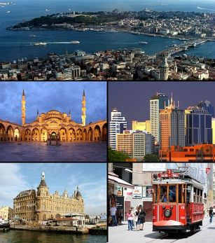 Istanbul collage 5f