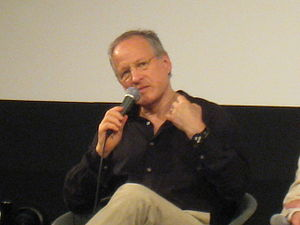 "Michael Mann at a ""master-class"" at ..."