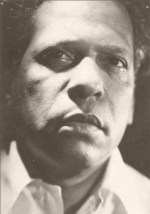 Nicolás Guillén (1902-1989). Poeta. Cuba