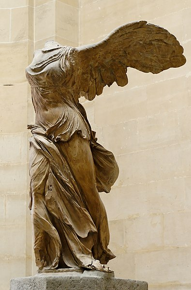 Winged Victory (The Nike)