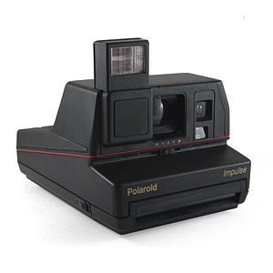 English: Polaroid Impulse camera.