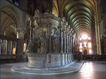 Basilique Saint-Remi (Basilica St. Remigius), ...
