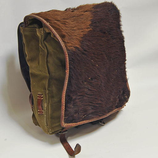 Affe-backpack hg