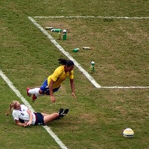 Rio de Janeiro, Brazil vs. USA - Final of the ...