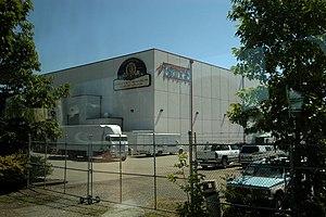 English: Bridge Studios, movie studios in Vanc...