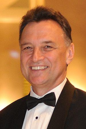 English: Australian politician Craig Emerson a...