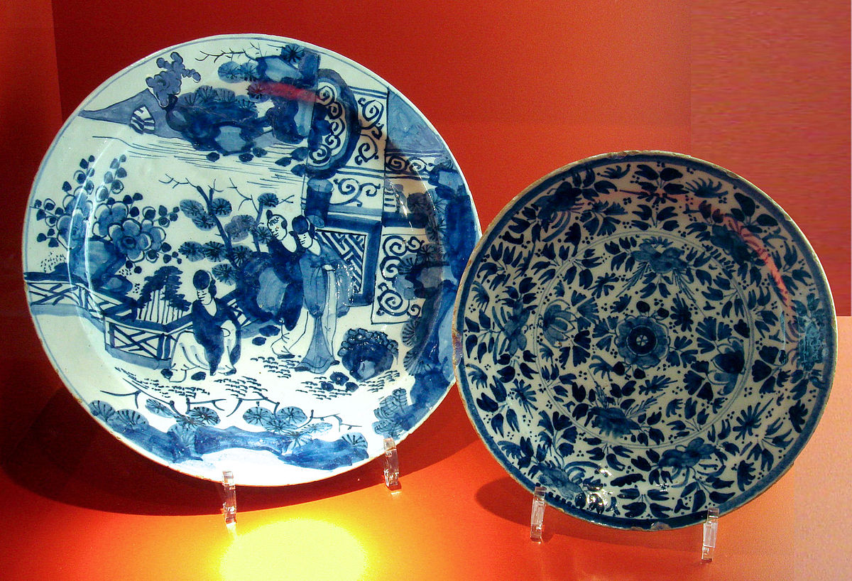faience de delft wikipedia