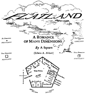 http://upload.wikimedia.org/wikipedia/commons/thumb/6/60/Flatland_(second_edition)_cover.png/330px-Flatland_(second_edition)_cover.png