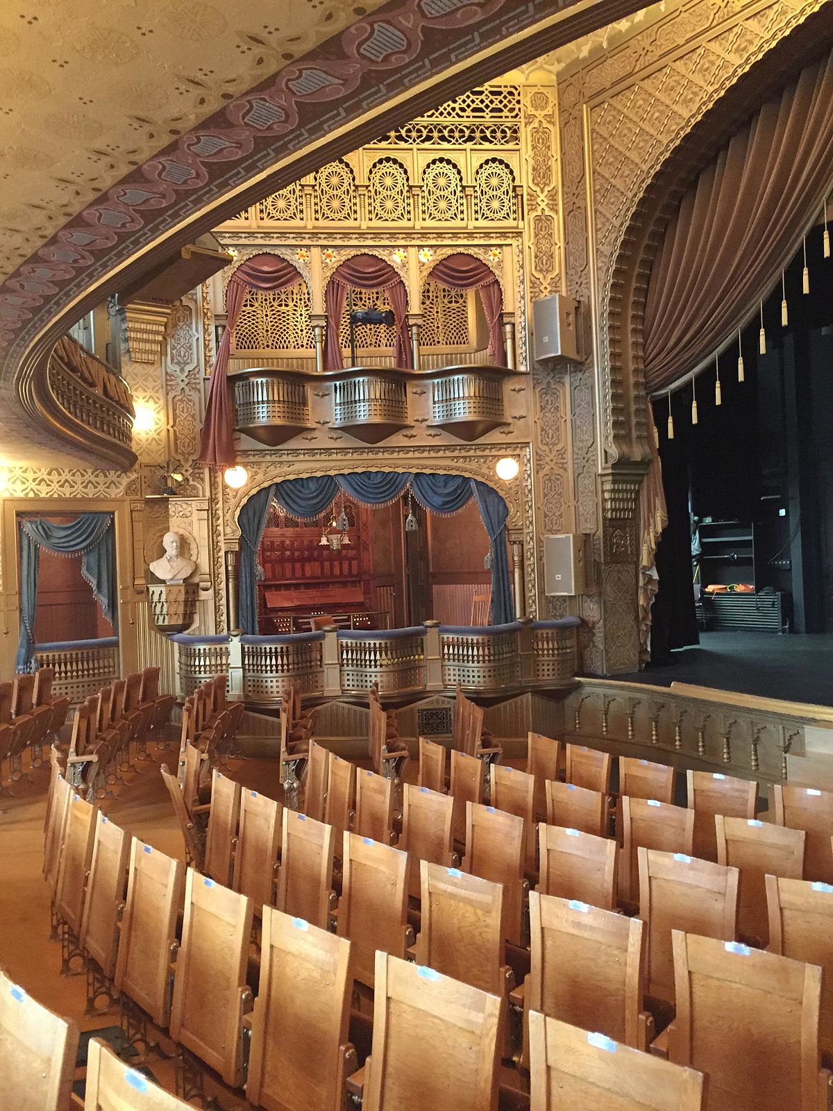 Menomonie Wisconsin History Mabel Tainter Theater