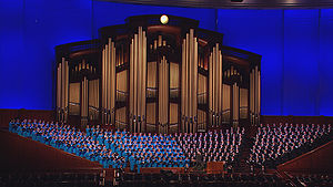 Mormon Tabernacle Choir general conference - A...