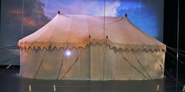 George Washington's War Tent