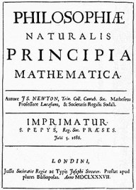 English: Isaac Newton: Principia Mathematica E...