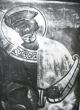 Prophet David (Gelati fresco, Georgia)