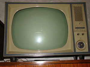 English: TV set NEFRYT