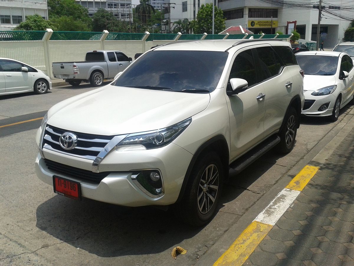 Toyota Hilux SW4 Wikipdia A Enciclopdia Livre