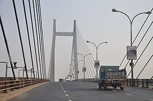 Vidyasagar Setu, commonly known as the Second ...