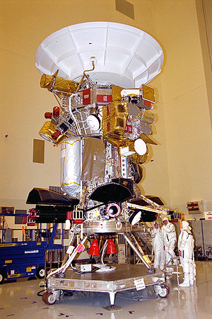 Cassini assembly