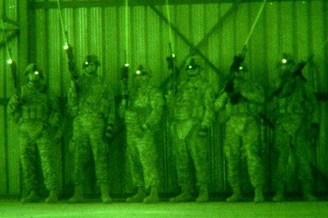 Exemple de caméras avec lux très faible pour l'armée
