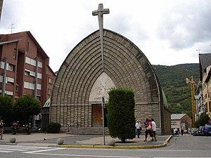El Pont de Suert (Alta Ribagorça, Lleida, Cata...