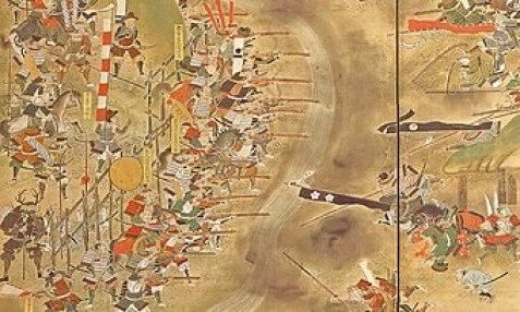 「長篠の戦」の画像検索結果