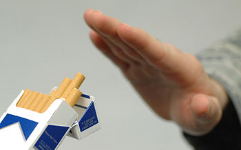 No Smoking - American Cancer Society's Great A...