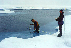 SHEBA (Surface Heat Budget of the Arctic Ocean...