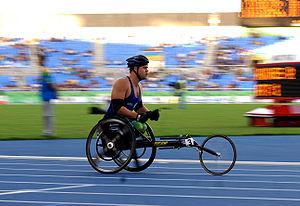 English: Brazilian athlete Wendel Silva Soares...
