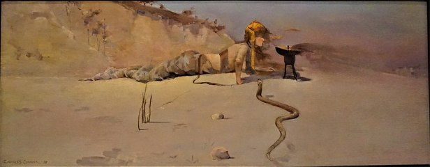 """Hot Wind"" by Charles Conder - National Gallery of Australia"