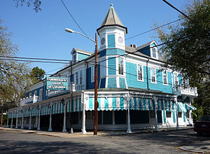 English: The Commander's Palace, New Orleans, ...