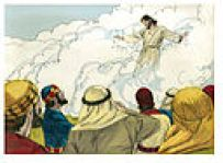 Acts of the Apostles Chapter 1-3 (Bible Illustrations by Sweet Media)