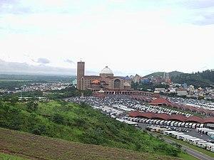 The Basilica of Aparecida