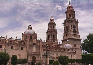 Morelia, Michoacán is mentioned in the corrido.