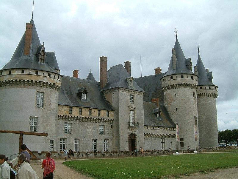 Château Sully sur Loire2